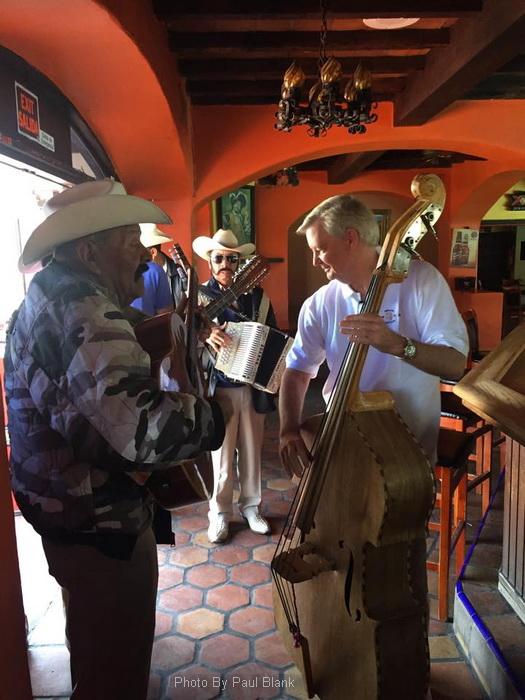 Tom Ehman in Ensenada 2015 Image by Paul Blank