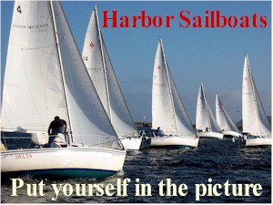 Harbor Sailboats, Rent Sailboats in San Diego, Sailing Instructions