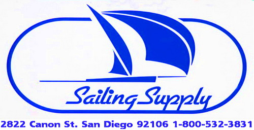 Welcome to Sailing Supply, your source for quality sailboat parts and rigging for 34 years. We at Sailing Supply carry an amazing inventory of over 10,000 quality sailboat parts and hardware.  Sailing Supply provides the entire line of Harken and Schaefer companies as well as Ronstan, Lewmar, Forespar, Samson ropes, Spinlock, New England ropes, Wichard, Musto and Gill foul weather gear.  With our large inventory and knowledgeabel sales staff, Sailing Supply has just about everything you need to outfit your sailboat.
